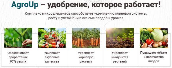 купить удобрение agroup в Благовещенске